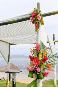 AnaisChaine Wedding at the Warwick Fiji