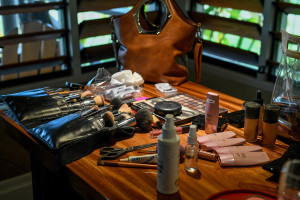 Hair and Makeup kit