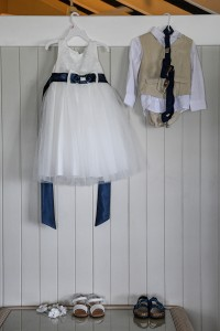 Best boy and flower girl outfit