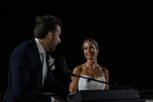 Newly wed speech