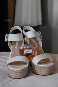 Shoes and scents